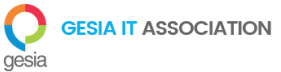 Gesia IT Association Logo